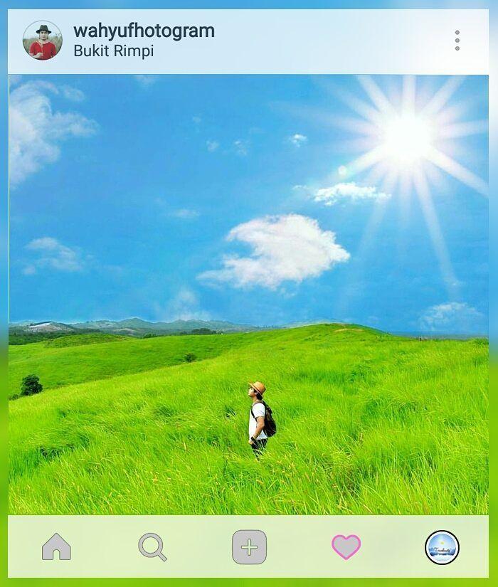 Beautiful hill South Borneo...  Loc: #BukitRimpi #Pelaihari #Kalsel    Kebayang ga sih kalo jalan-jalan kamu dibikin kegiatan #TravelGame yang menarik dan unforgetable? Ga cuma dateng foto lalu pulang gitu aja. Yuk cek  www.travelmate.today/travelgame untuk detailnya   Tag #travelmate kamu  #outing #gathering #traveling Travelmate Today IndonesiaTravelmate Today Indonesia