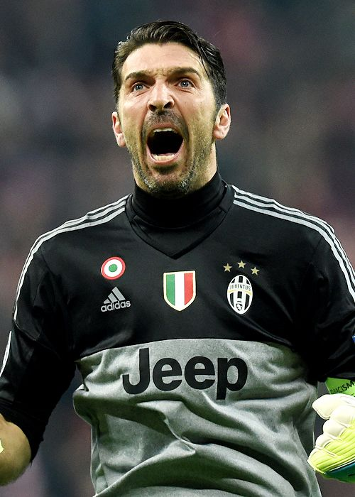 Gianluigi Buffon the best goalkeeper ever!