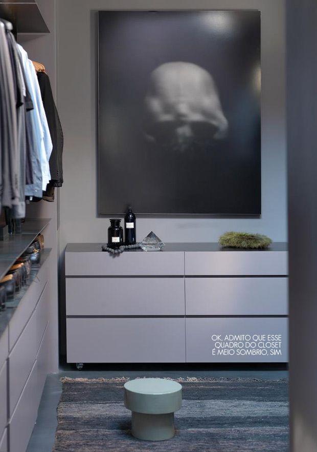 closet #decor #black