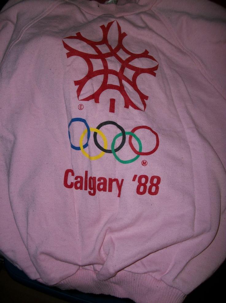 Calgary Olympics 1988