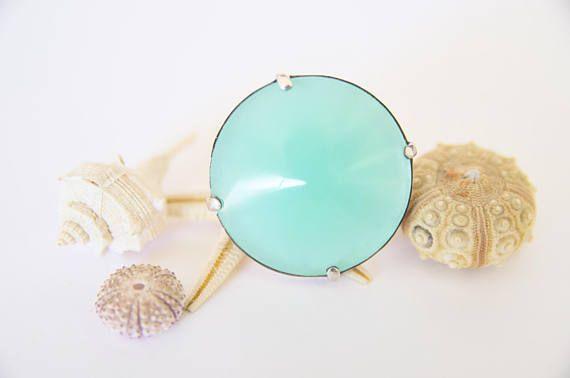 Aquamarine Jewelry Romantic Jewelry Aquamarine Ring Gift