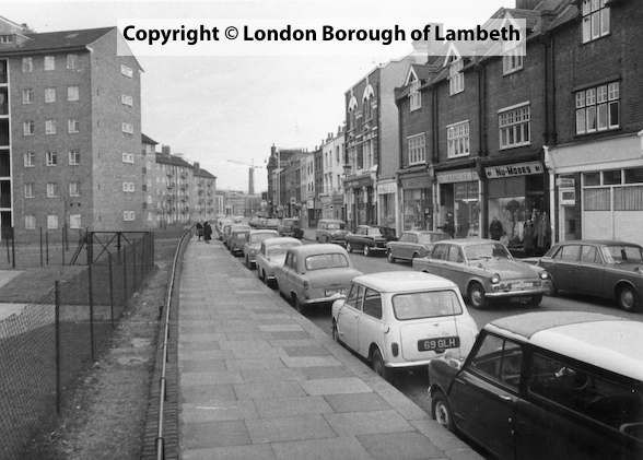 Lambeth Walk, Lambeth 1965