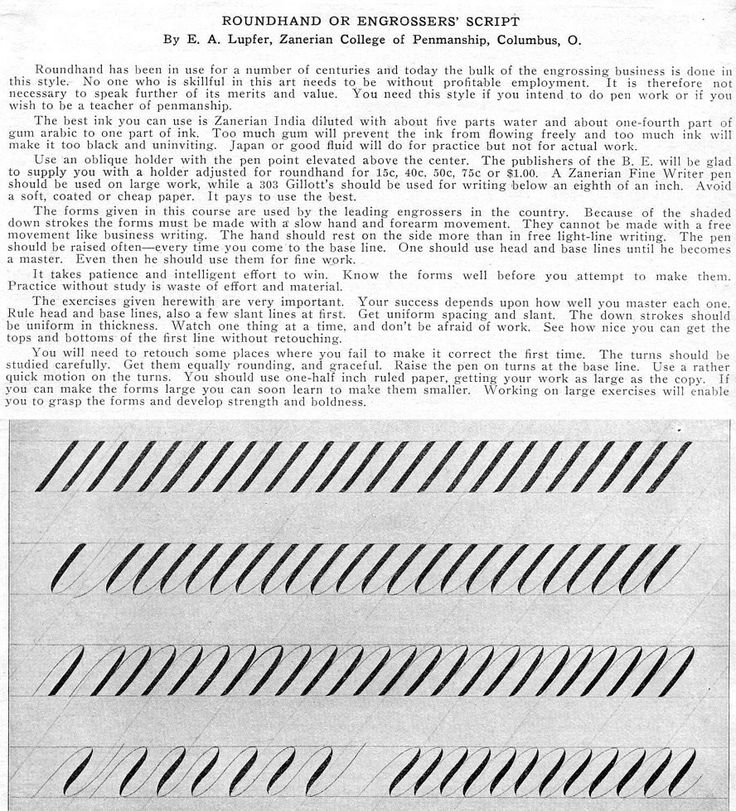 Best engrosser script writing images on pinterest