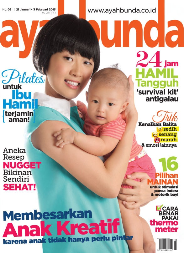Ayahbunda 2nd Edition in 2013