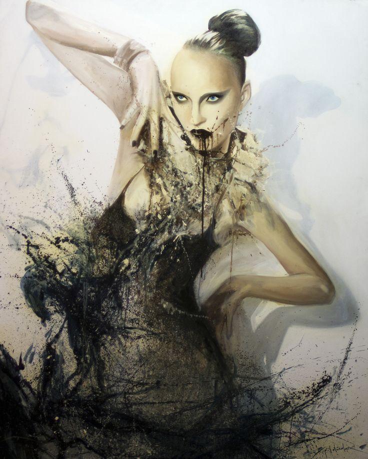 Other Side of Woman by Yiğit Dündar TÜYB / #OilonCanvas 114cm x 146cm 6.100₺ / 1.700$  #gallerymak #eser #ressam #tablo #sanat #artoftheday #contemporary #painting #artmarket #gallery #artist #ig_sanat #galeri #hyperrealism #modernart #fineart #instaart #yağlıboya #artbasel #artcollector #oilpainting #yagliboya #sanatsal #arte #kunst #tasarim #artsy #artlife #artdealer