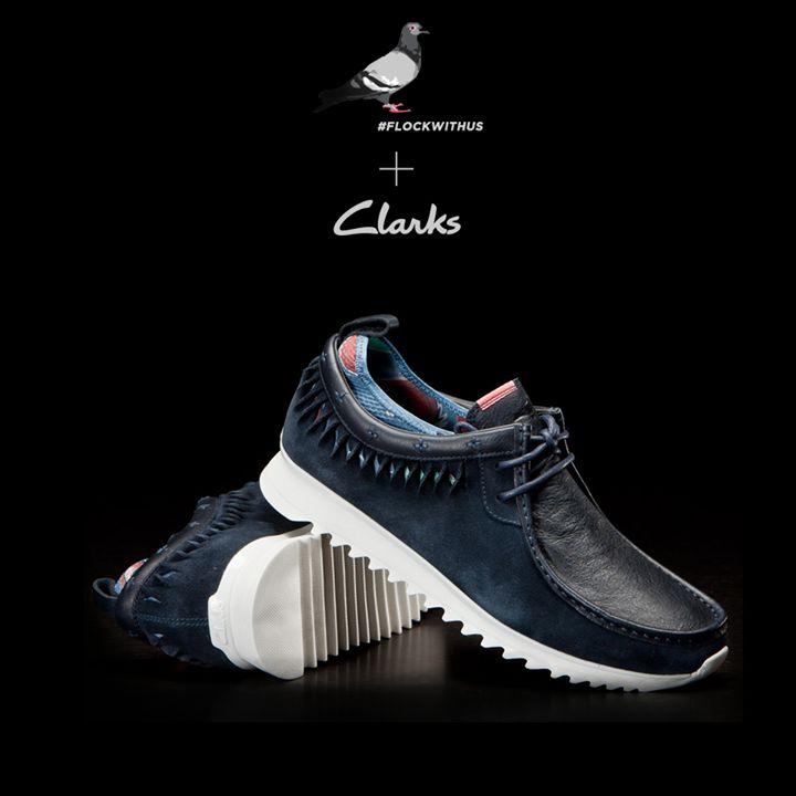 Clarks Tawyer Twist x STAPLE   Now online!   www.sneakerbaas.nl   #clarks #Staple #Fresh #new