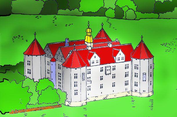 Legenda świętokrzyska o budowie Pałacu w Podzamczu