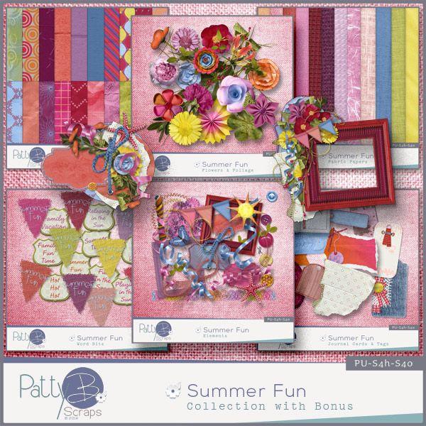 Summer Fun Collection with Bonus