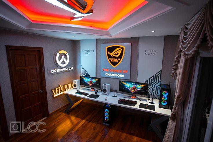 Gaming Room Ideas Uk