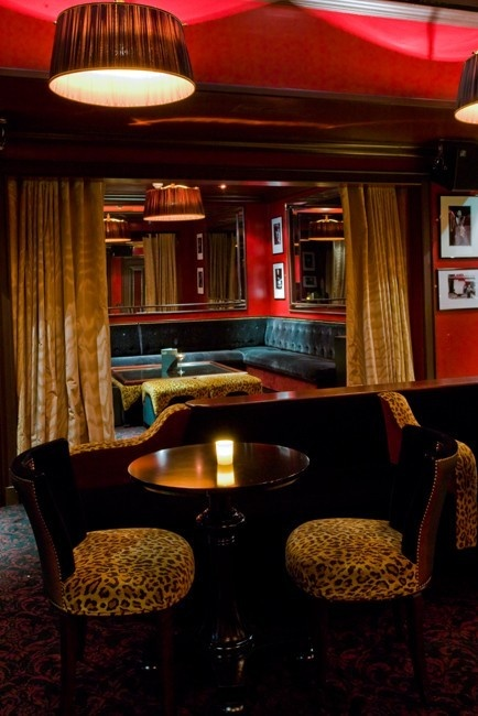 Gallery and Press - Ronnie Scott's Jazz Club - London - was there August, 2013