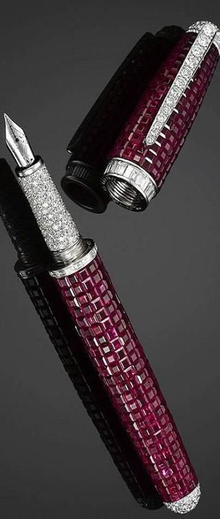 Ruby-and-Diamond-Fountain-Pen