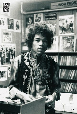 "James Marshall ""Jimi"" Hendrix (born Johnny Allen Hendrix; November 27, 1942 – September 18, 1970) was an American musician, singer and songwriter. Despite a limited mainstream exposure of four years, he is widely considered one of the most influential electric guitarists in the history of popular music and one of the most celebrated musicians of the 20th century."