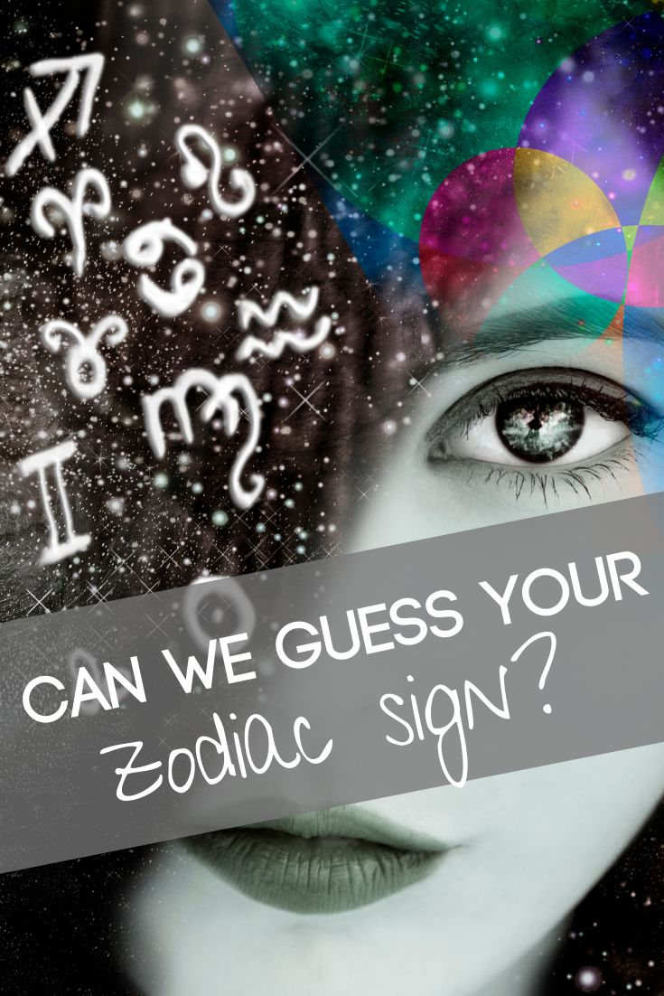Can We Guess Your Zodiac Sign Based on Your Personality