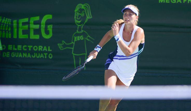 Jovana Jaksic  Tenista Serbia  Morelos Open 2014 Sports and Luxury