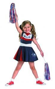 Cheerleader Costume - Girls Costumes