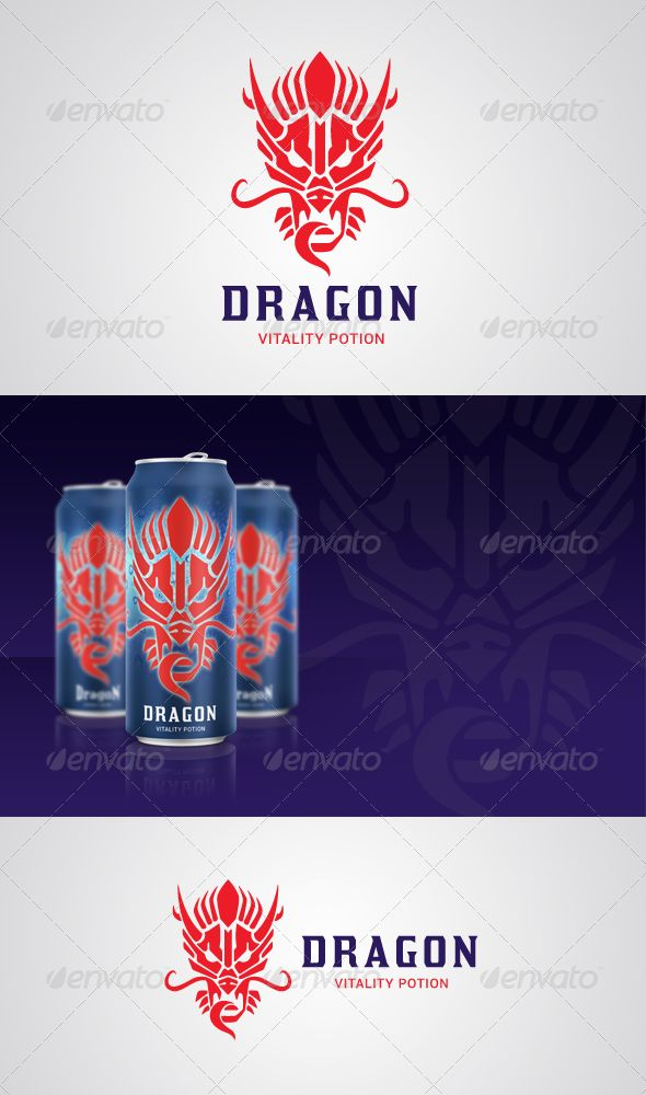 Dragon Vitality Potion Logo #GraphicRiver The Dragon Vitality Potion logo template is a fully customizable and versatile logo for your next project. Suggested usage Energy Drinks Martial Art Schools Video game company Chinese/Oriental restaurant Skateboard Shop Download Includes: Horizontal CMYK version 10.eps and CS.eps Vertical CMYK version 10.eps and CS.eps Free Font Created: 12 December 13 Graphics Files Included: Vector EPS Layered: Yes Minimum Adobe CS Version: CS Resolution…