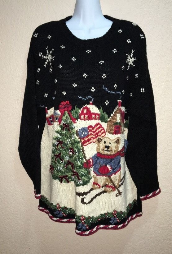 58 best Wicked Nice Ugly Christmas Sweaters images on Pinterest ...