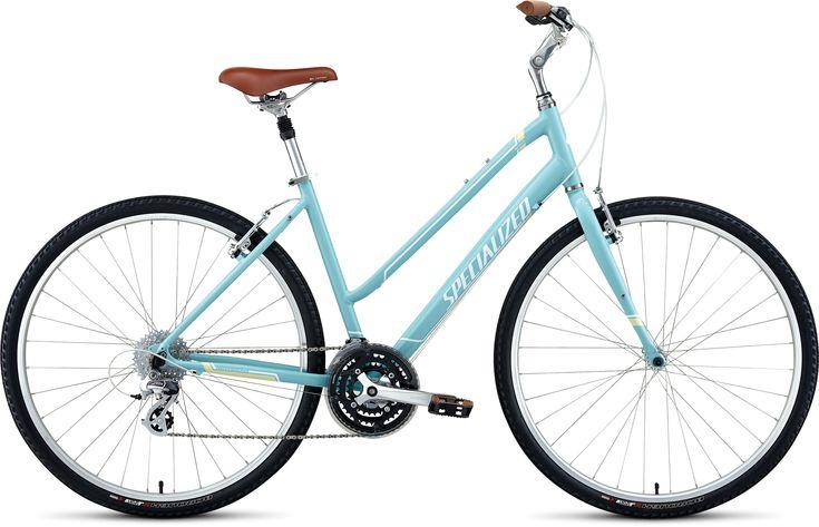 Specialized Crossroads Sport Step-Through - Women's - bicycle habitat
