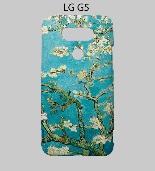 Van Gogh Almond Blossom Tree Art Painting LG G5 Case Cover