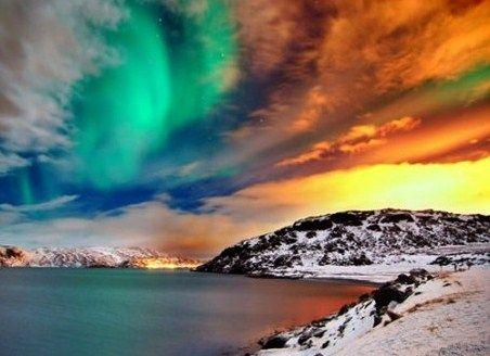 Abisko National Park in #Sweden .  #Travel the  #World