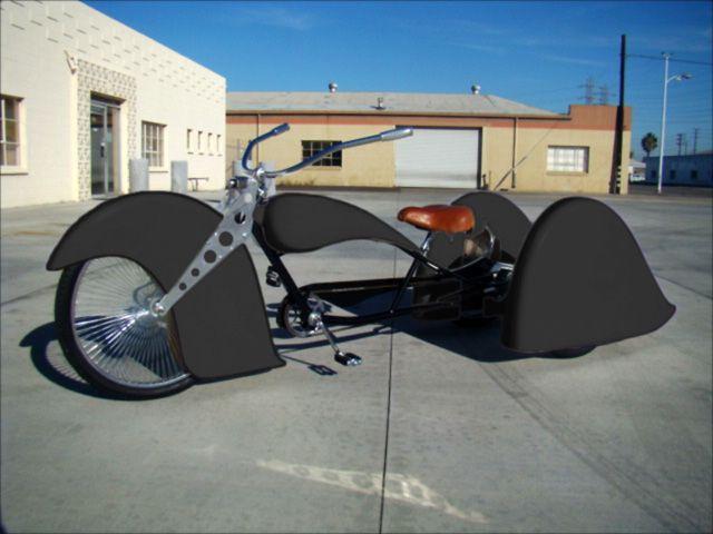 Peddle Trike !