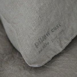 shop fog linen — Linen Pillow Cases: Natural