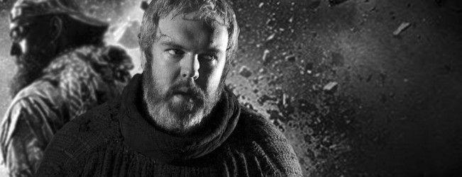 Kristian Nairn, alias Hodor dans Game of Thrones partage une page de son script et ses dialogues.