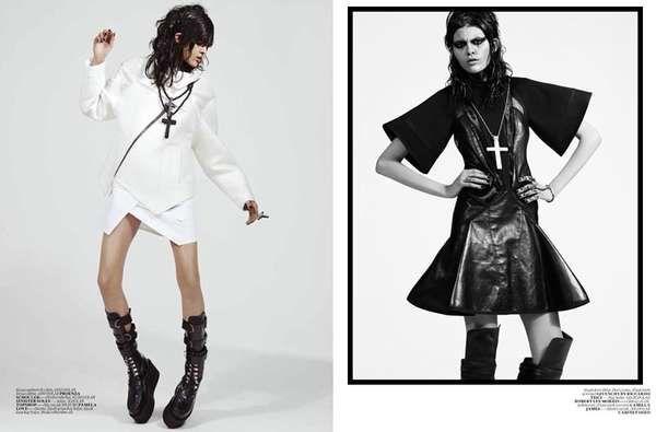 Vogue Turkey 'Siyah Kugu' 7