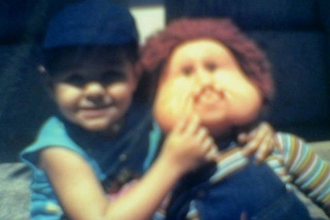 Yeap, I was adorable!