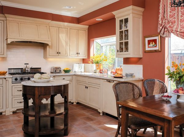 A fresh coat of paint is necessary once in a while, especially for areas such as the kitchen and the bathroom that you want to look clean and fresh. The wh