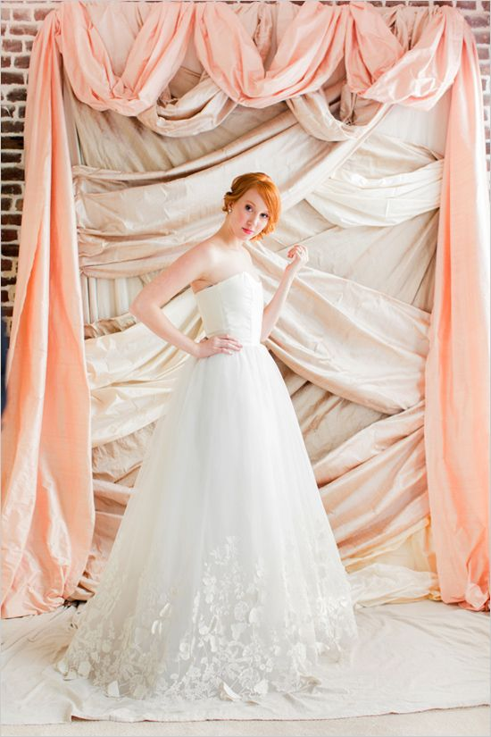 LulaKate 2013 Classic Bridal Collection — Gardner Gown
