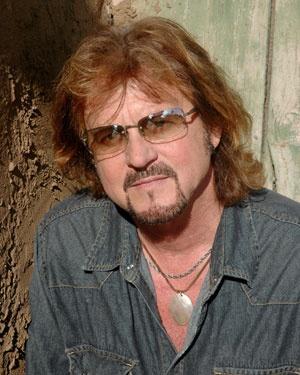 Gregg Rolie - original lead singer and founding member of Santana and Journey.