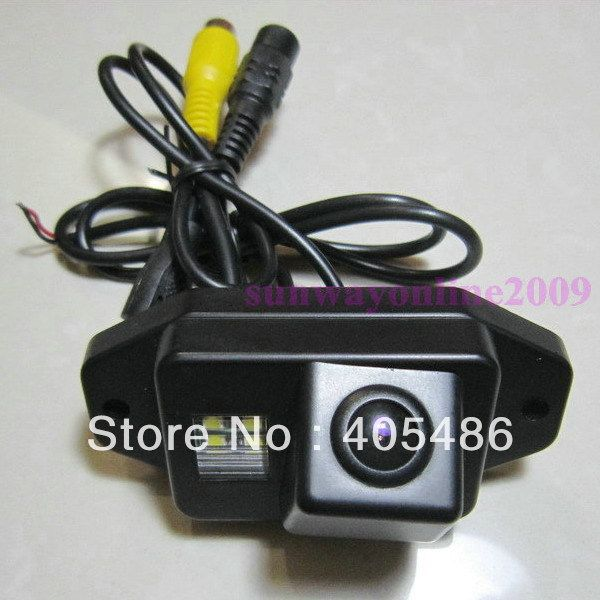 Free Postage!! SONY CCD Chip Car Rear View Mirror Image With Guide Line CAMERA for Toyota Land Cruiser 120 150 Series Prado