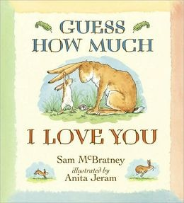 Guess How Much I Love You by Sam McBratney #PampersBabyDry