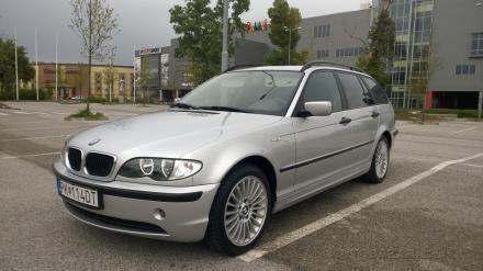 BMW rad 3 Touring 320 dT