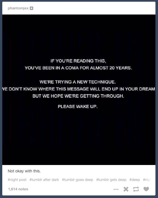 this is seriously so creepy ll tumblr text posts