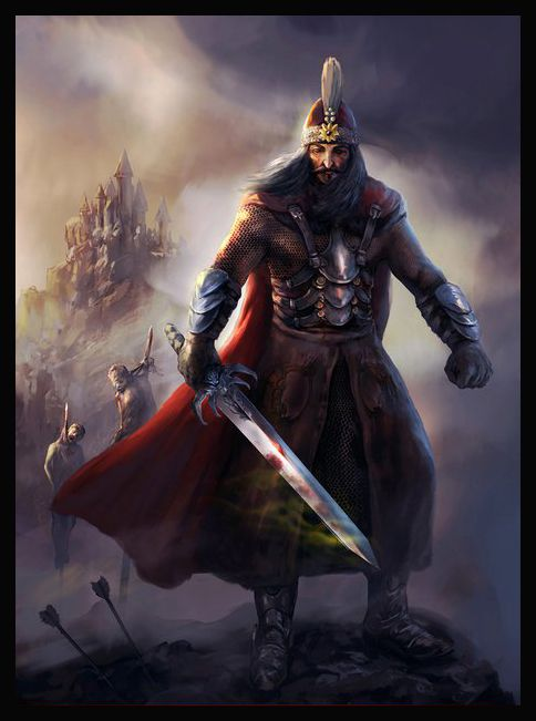 """Vlad the Impaler. Vlad III, Prince of Wallachia (1431–1476/77), was a member of the House of Drăculești, a branch of the House of Basarab , also known, using his patronymic , as (Vlad) Drăculea or (Vlad) Dracula . He was posthumously dubbed Vlad the Impaler ( Romanian : Vlad Țepeș , pronounced [ˈvlad ˈt͡sepeʃ] ), and was a three-time Voivode of Wallachia , ruling mainly from 1456 to 1462, the period of the incipient Ottoman conquest of the Balkans. Vlad's nickname of Țepeș ("""" Impaler """")…"""