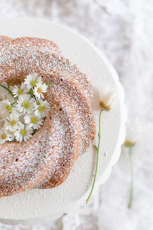 anise and olive-oil bundt cake.