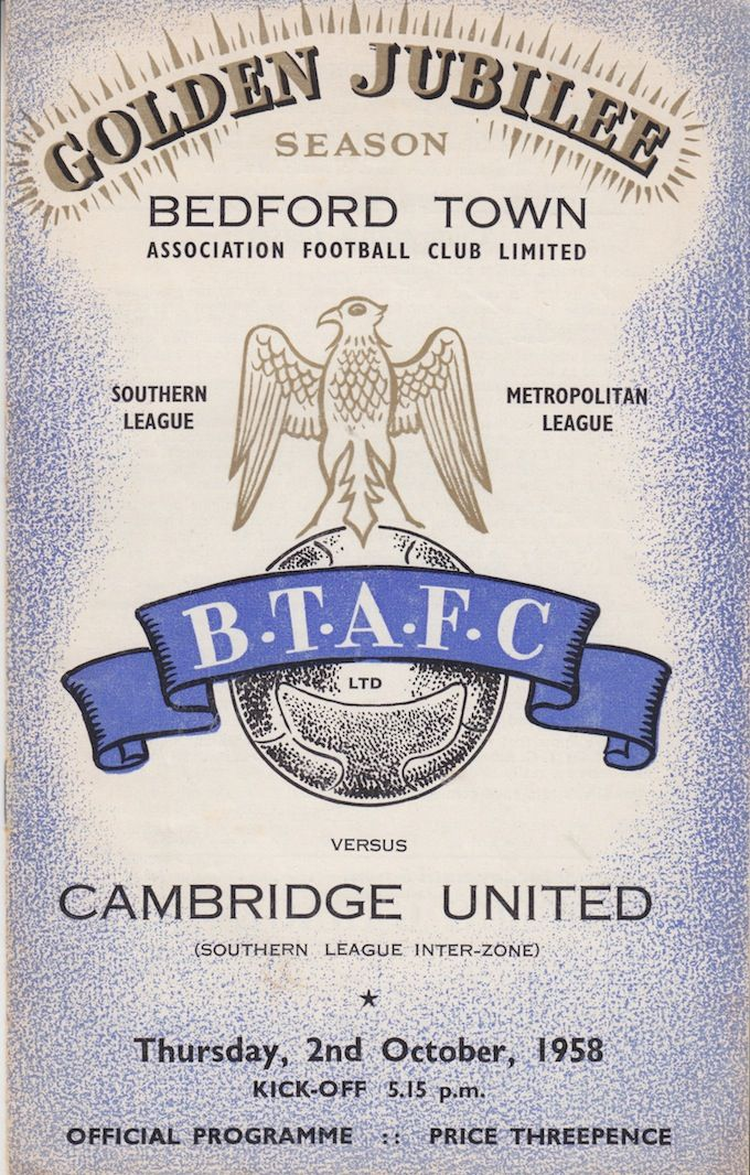 Bedford town 1958