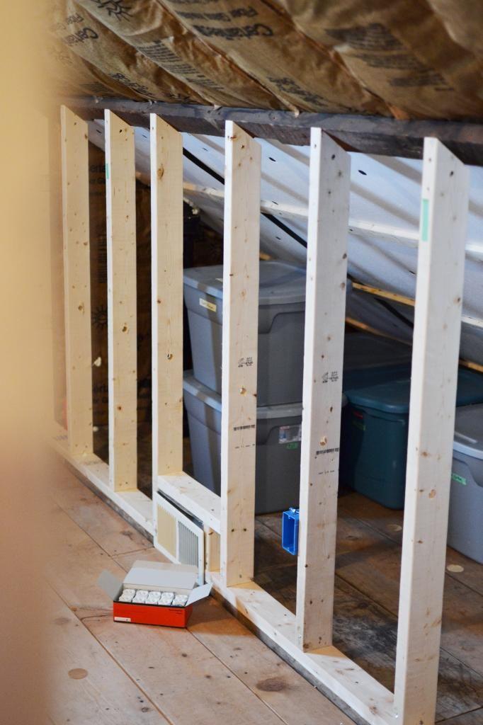best 25 attic storage ideas on pinterest