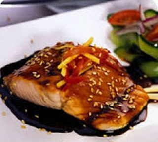 cara mengolah salmon agar tidak amis,cara mengolah salmon untuk bubur bayi,cara mengolah salmon untuk sushi,salmon saus teriyaki,salmon saus lemon,salmon saus tiram,resep salmon saus tiram,