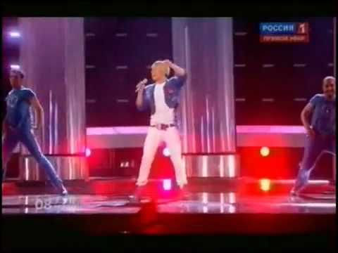 Milan Stankovic - Ovo Je Balkan (Serbia) Eurovision 2010 / This get's stuck in your head and you sing and sing it even you don't know the language...
