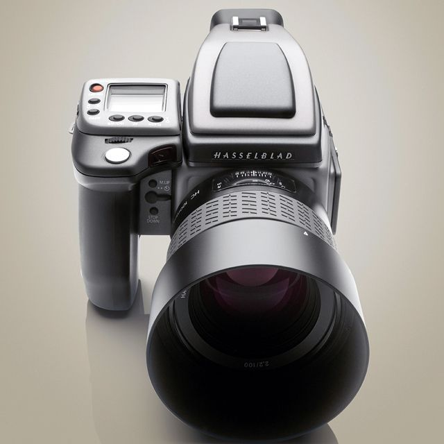 Hasselblad H4D-60 - This baby's the same price as a brand new car!!! Would you spend $33,000 for this bad boy?