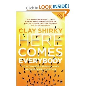 Here Comes Everybody - the book that brought Clay Shirky's thinking to a much wider audience.  A must read.