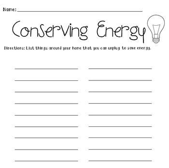 28 best Gr 5 Conservation of Energy images on Pinterest
