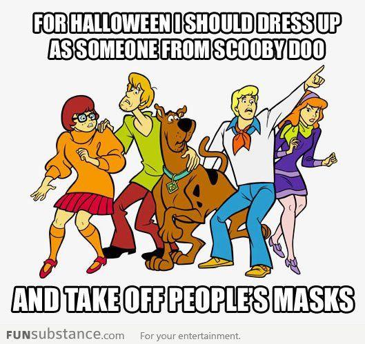 Best Halloween Costume Idea