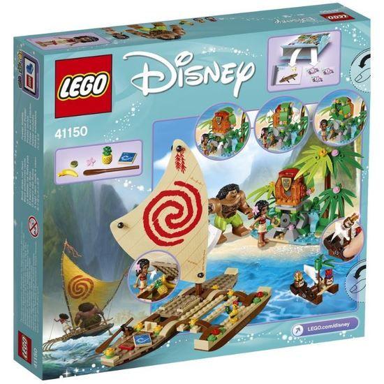 LEGO Disney Princess 41150 Moana's Ocean Voyage