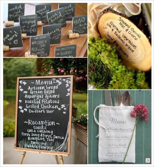 ... gravure sur rondin de bois  déco de table  Pinterest  Mariage