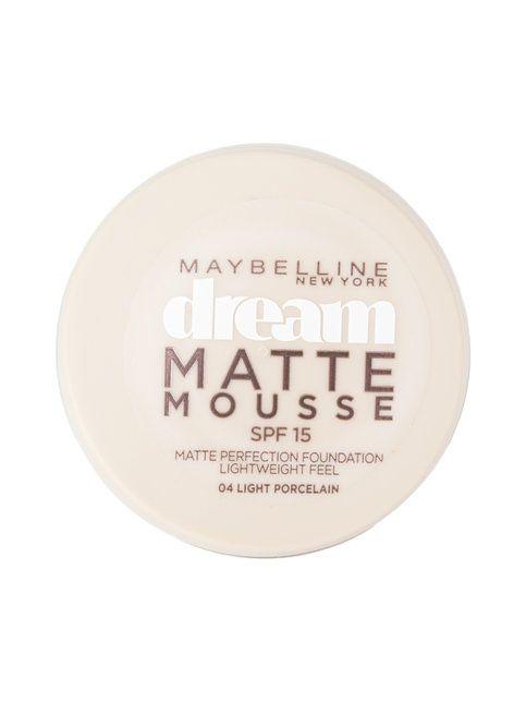 Dream Matte Mousse -meikkivoide, Champagne