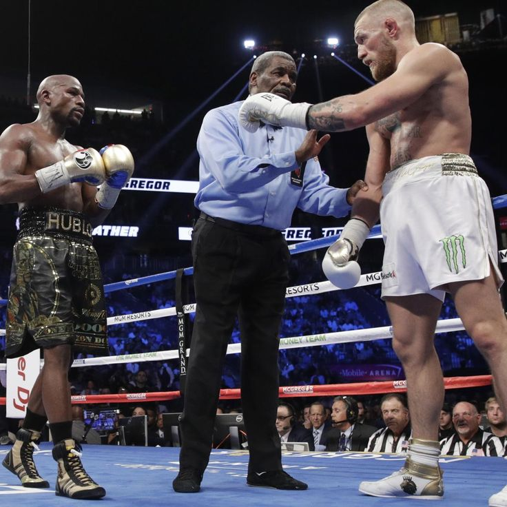 Floyd Mayweather Jr, Conor McGregor Rematch Talks Reportedly Ongoing      According to renowned boxing journalist Gareth A Davies, negotiations are ongoing for a rematch between Floyd Mayweather Jr. and UFC lightweight champion Conor McGregor, with the fight taking place inside the octagon, rather than the boxing ring…